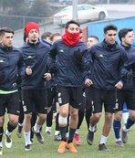 Kardemir Karabükspor'da ikinci yarı hazırlıkları
