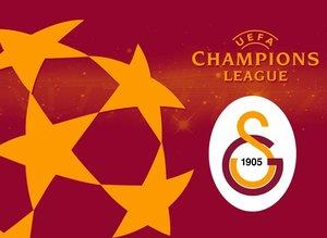 Şampiyonlar Ligi'ne Galatasaray damgası