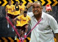 Galatasaray'da tehlike çanları! Tersine döndü...
