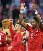 Bayern Münih Hertha Berlin'i tek golle geçti