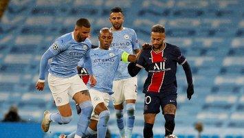 İstanbul'a ilk bilet Manchester City'nin!