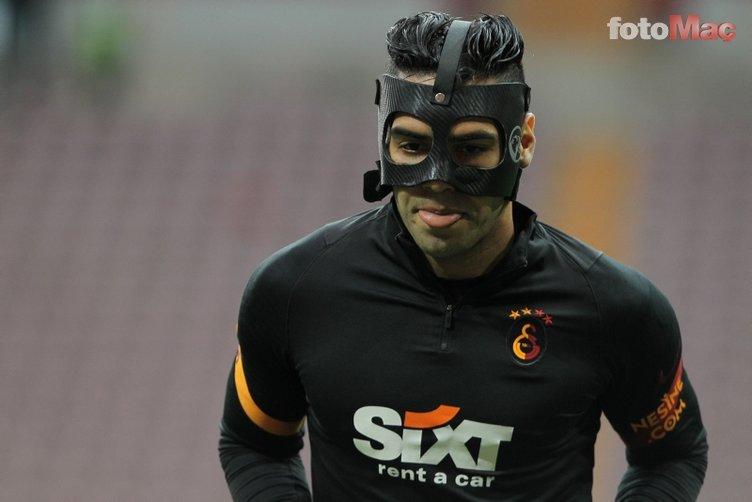Son dakika spor haberi: Galatasaray'dan Radamel Falcao kararı!