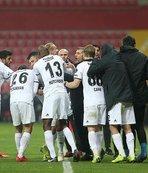 Beşiktaş - Ankaragücü maçından notlar!