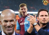 Transferde sürpriz! Alexander Sörloth için Zidane ve Frank Lampard...