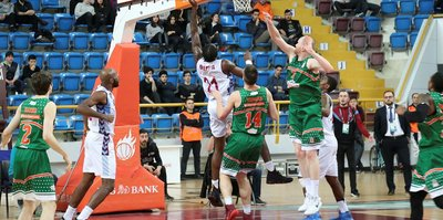 Basketbolda moda Trabzon