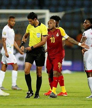 Gana 2-2 Benin