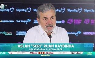"""Aykut Kocaman: """"Sabırla oynamak bizim için kazanımdı"""""""
