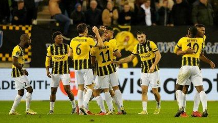 Vitesse 1-0 Tottenham (MAÇ SONUCU-ÖZET)   Vitesse Tottenham'ı devirdi!