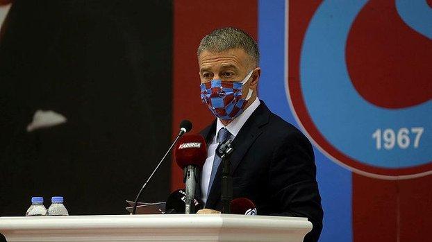 Son dakika spor haberi: Trabzonspor'da Ahmet Ağaoğlu'dan şampiyonluk sözleri! İnşallah bu sezon başaracağız