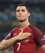 Cristiano Ronaldo'nun ismi stada veriliyor!