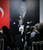 Beşiktaş'ta seçim zamanı