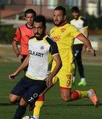 Göztepe'ye genç golcü