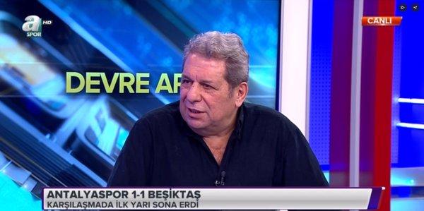 """Erman Toroğlu: """"Penaltıyı Metin Şentürk bile gördü hakem göremedi"""""""