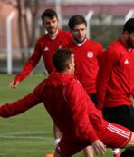 Sivasspor'da Çaykur Rizespor maçı hazırlıkları
