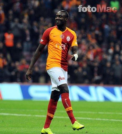 Galatasaray haberi: Mbaye Diagne'nin menajerinden flaş transfer açıklaması!