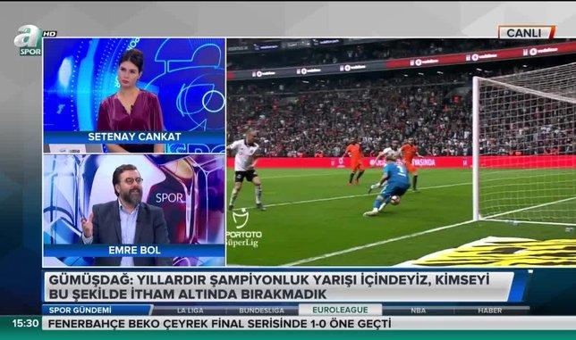 Emre Bol: Galatasaray hakemler sayesinde şampiyonluk potasında