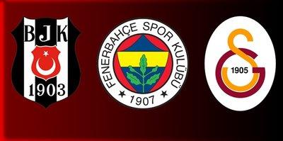 Beşiktaş, Fener ve Galatasaray PFDK'da