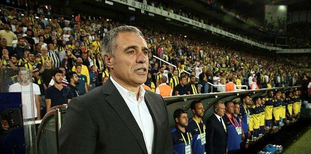 Fenerbahçe'de Ersun Yanal'dan kompakt çözüm