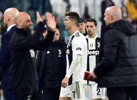 Juventus 1-2 Ajax (Maçtan kareler / 16 Nisan)