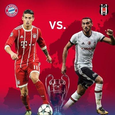 Hem Bayern Münih hem Beşiktaşta forma giyen yıldızlar