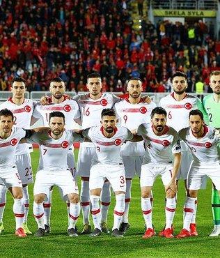 A Milli Takım 'Güneş' gibi doğdu! | Arnavutluk 0-2 Türkiye MAÇ ÖZETİ | Arnavutluk 0-2 Türkiye GOLLERİ İZLE