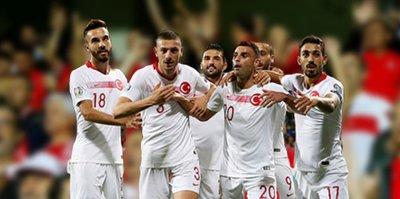 MAÇ SONUCU Moldova 0-4 Türkiye MAÇ ÖZETİ