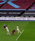Burnley West Ham United'ı tek golle yıktı!