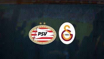 PSV Eindhoven - Galatasaray maçı saat kaçta ve hangi kanalda?