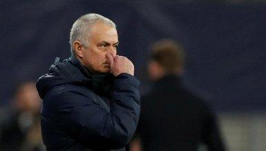 "Jose Morinho'dan flaş itiraf! ""Kaçmak zorunda kaldım"""