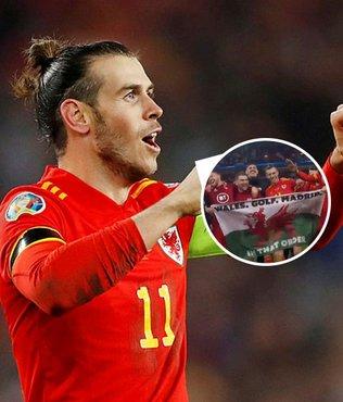 Gareth Bale'den Real Madrid'e olay gönderme!