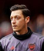 Arsenal'den flaş Mesut açıklaması! Kadroya alınmamıştı...
