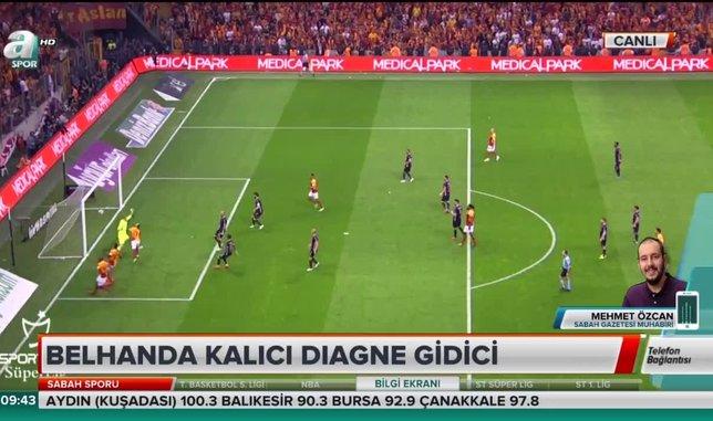 Galatasaray Banega ile anlaştı l Video