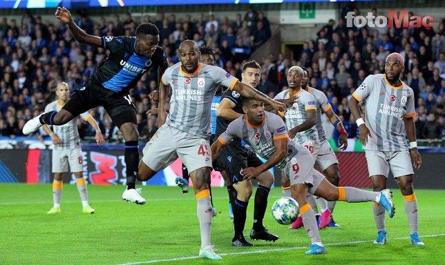 Fatih Terim Brugge maçı sonrası açıklamalarda bulundu!