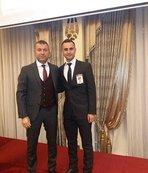 Diyarbakır'daki futbol hakemleri gece düzenledi