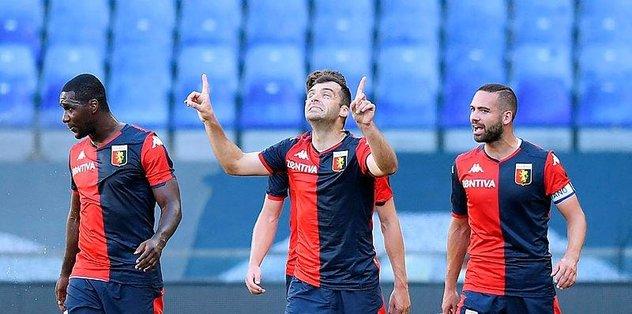 Genoa 2-0 SPAL   MAÇ SONUCU - Futbol -