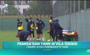 Fransa'dan Yann M'Vila iddiası