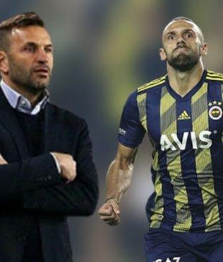 Okan Buruk'tan transfer sözleri! Vedat Muriqi ve Lazio...