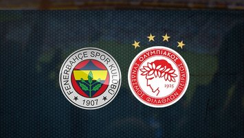 F.Bahçe - Olympiakos maçı saat kaçta, hangi kanalda?