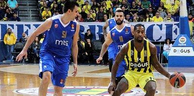 Fenerbahçe Doğuş, İsrail deplasmanında