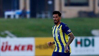 Son dakika transfer haberleri: Fenerbahçe'de Jose Sosa kadroya alınmadı! Gidiyor mu?