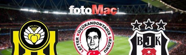 Yeni Malatyaspor - Beşiktaş | CANLI