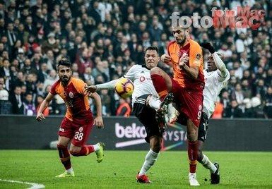 Galatasaray Beşiktaş ve Başakşehir'in üçlü averaj hesabı