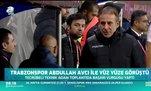 Trabzonspor Abdullah Avcı ile yüz yüze görüştü