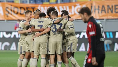 Fenerbahce hammer Genclerbirligi in Turkish Super Lig
