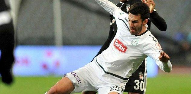 Atiker Konyaspor'a servet