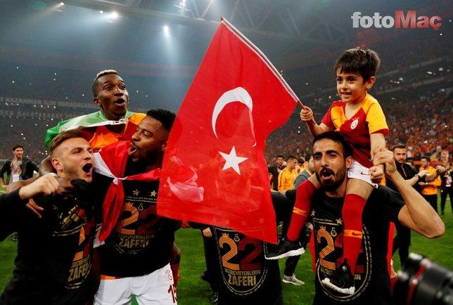 Galatasaray'ın kasası doldu! İşte toplam gelir...