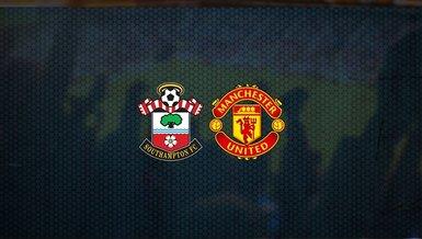 Southampton - Manchester United maçı ne zaman, saat kaçta ve hangi kanalda canlı yayınlanacak? | İngiltere Premier Lig