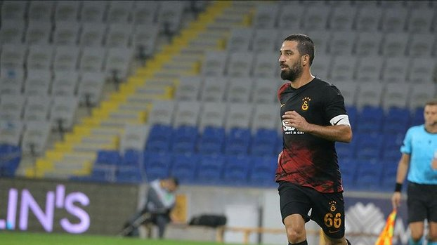 Galatasaray'da Arda Turan'dan Fenerbahçe yorumu! #
