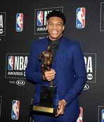 NBA'de sezonun MVP'si seçildi!
