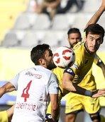 Başkentte kazanan Balıkesirspor